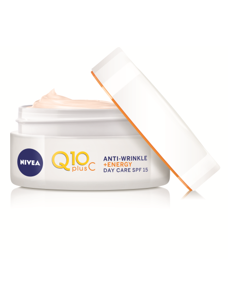 NIVEA Q10 Plus C Anti-Wrinke + Energy Day Care SPF 15
