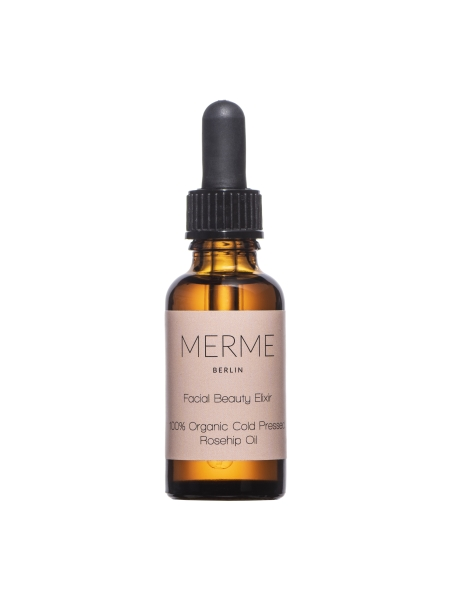 MERME Facial Beauty Elixir Rosehip Oil