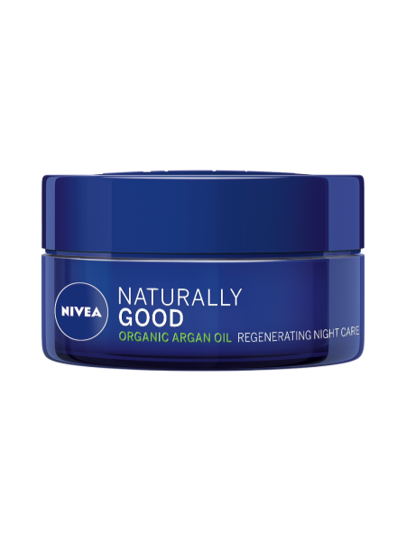 NIVEA Naturally Good Night Care